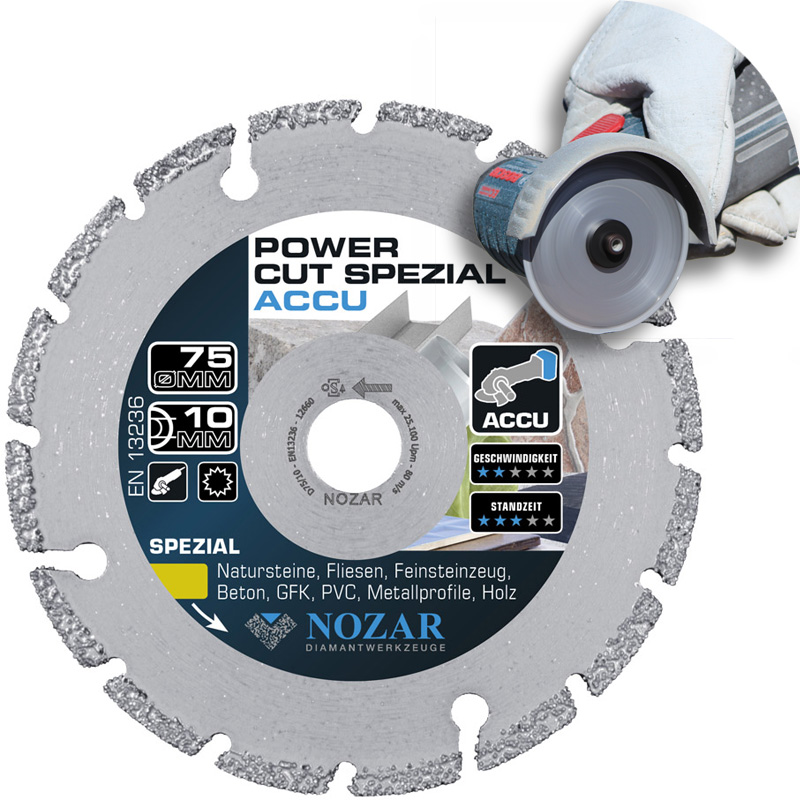 6702380-power-cut-spezial-accu-75-label