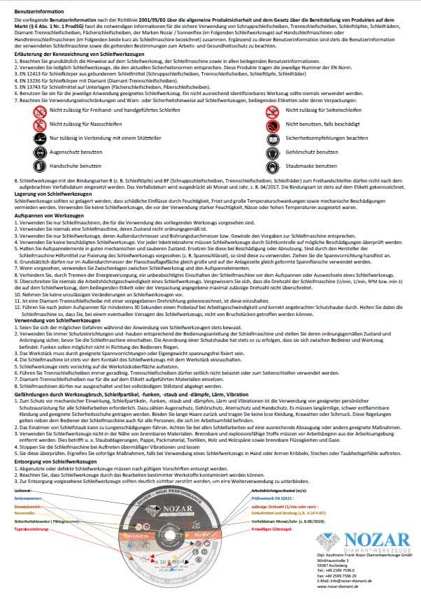 benutzerinformationen-schleifwerkzeuge